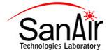 SanAir Technologies Laboratory - Logo